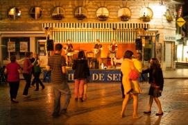 15 juillet, au Bar Le QG, c'est le groupe 5 Oreilles qui a fait frémir celles des spectateurs.