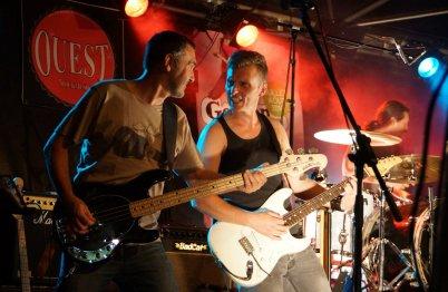 Ouest au Sub concert d'ouverture le 01/07/14 Photo Virginie Delorme
