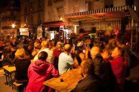 11 août au Bar Le Privilège, applaudissements chaleureux pour le groupe reggae Blossom