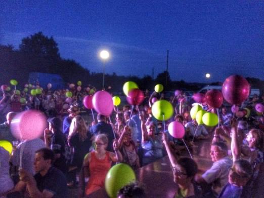 600ème concert de GLN avec HopStopBanda !