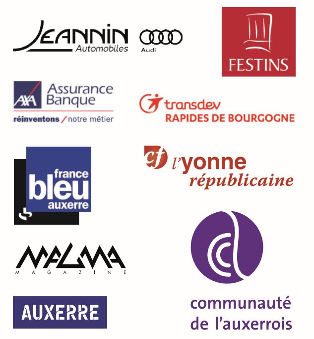Partenaires GLN Auxerre