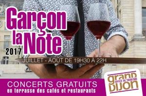 Affiche GLN Dijon 2017